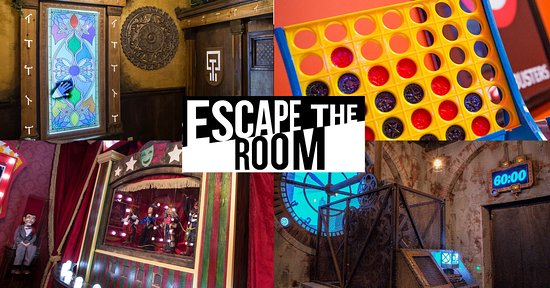 ‪Escape The Room NYC Downtown‬