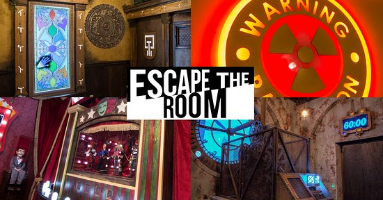 Escape the Room Chicago / Oak Brook