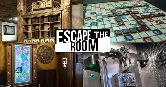 Escape The Room STL