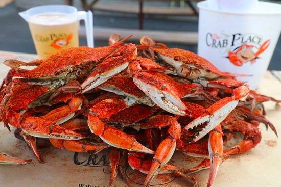 Crab and Cruise: The Crab Place -- Home of The Crab & Cruise