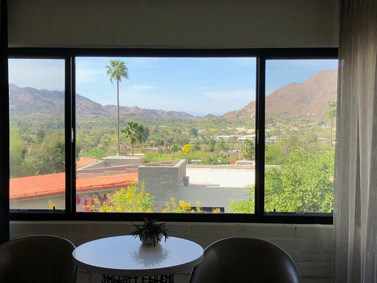 Paradise Valley, AZ: Our view