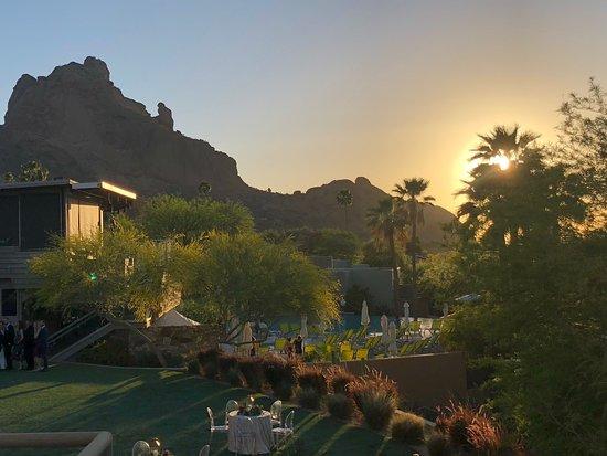 Paradise Valley, AZ: Sunset