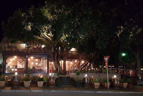 Blue Olive Restaurant Wilderness Restaurant Bewertungen