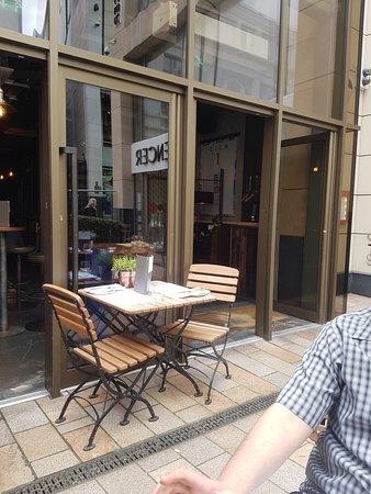 Pintura Kitchen and Bar: outside tables