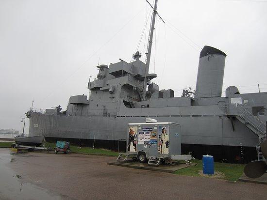 The American Undersea Warfare Center: USS Stewart