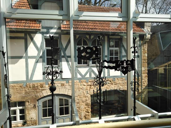 Korbach, Germany: Weather Vanes