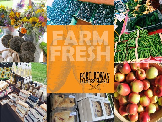 Port Rowan Farmers' Market
