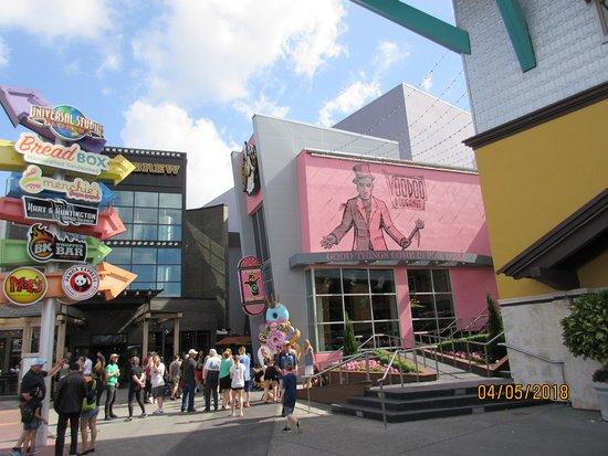 Restaurants Picture Of Universal Citywalk Orlando Tripadvisor