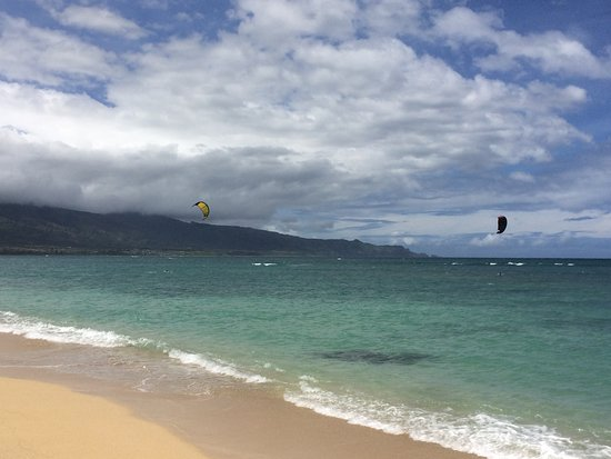 Kahului, Hawaï : perfect sunny day