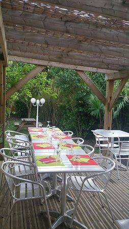 terrasse de la croix blanche bordeaux restaurant reviews phone number photos tripadvisor. Black Bedroom Furniture Sets. Home Design Ideas