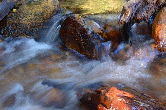Porterville, แอฟริกาใต้: stream