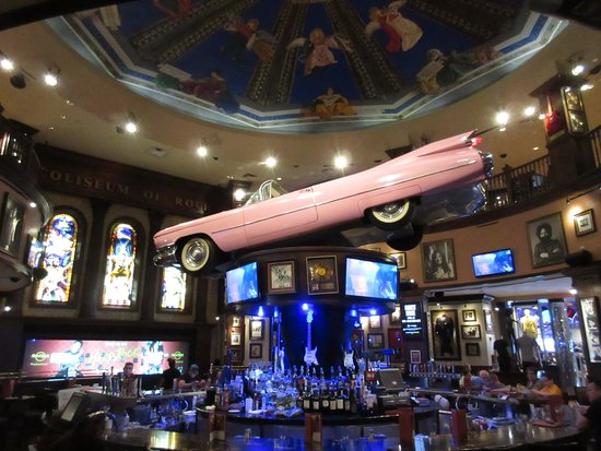Hard Rock Cafe Orlando Reservations