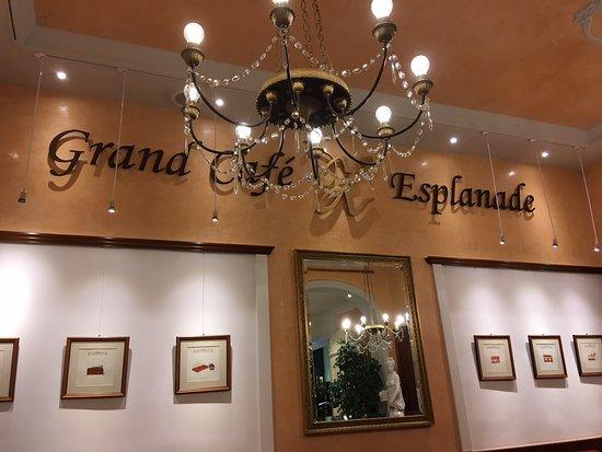 Cafe-Restaurant Zauner: Interior