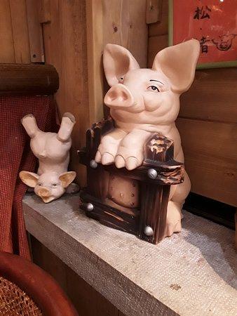 Le cochon a l'oreille : Cochons parmi tant d'autres