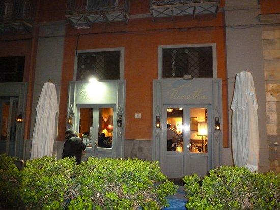 La Casa Di Ninetta: Entrada