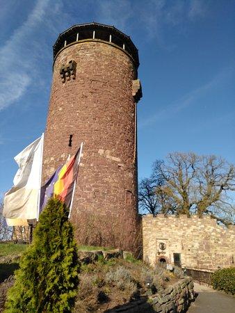 Trendelburg, เยอรมนี: Tower