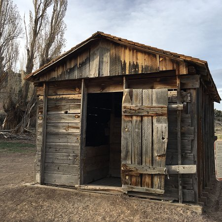 Butch Cassidy Childhood Home