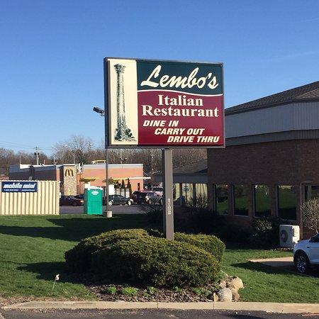 Lembo S Italian Restaurant Akron Restaurant Reviews