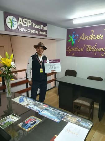 Andean Spiritual Pathways