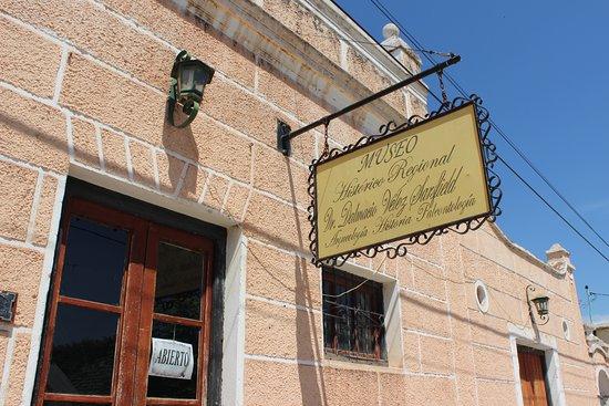 Amboy, Argentina: Museo Histórico Regional Dalmacio Vélez Sarsfield