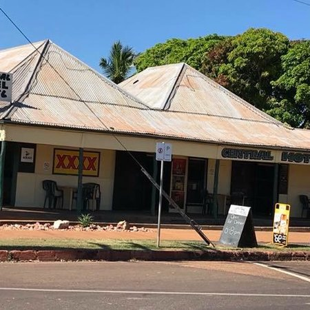Normanton, Australia: Central Hotel Motel