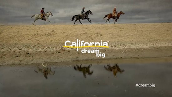 Parkfield, CA: Visit California's commercial of the V6 Ranch