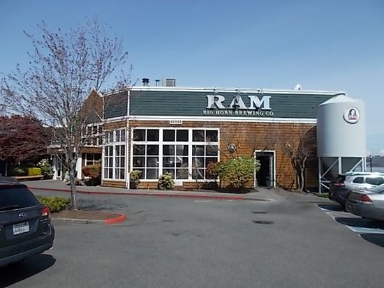The Ram Tacoma >> Ram Picture Of The Ram Restaurant Brewery Tacoma Tripadvisor