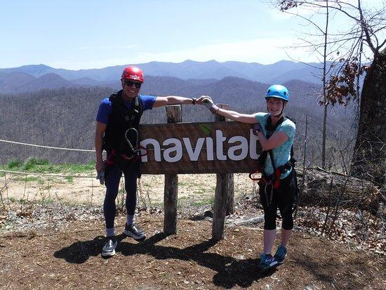 Barnardsville, Kuzey Carolina: a view from the top!