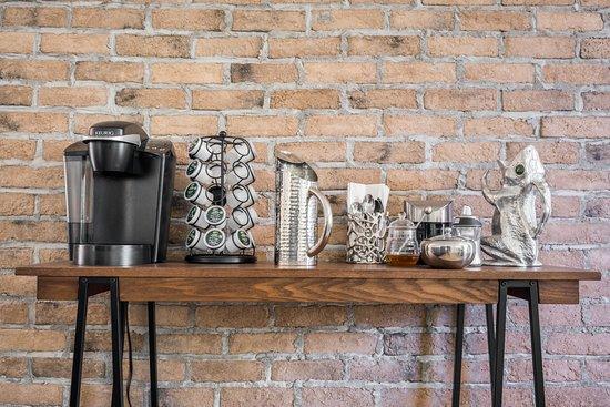 Rockville, UT: COFFEE CENTER