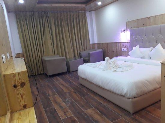 Manali, Indien: Super Deluxe Rooms