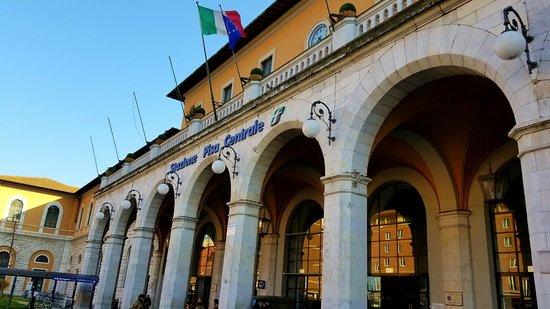 Pisa Central Station