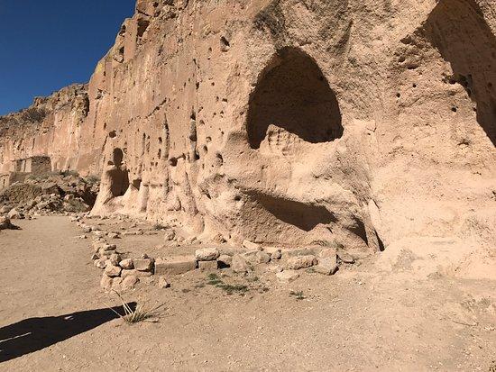 Espanola, Nuevo Mexico: The dwellings up close