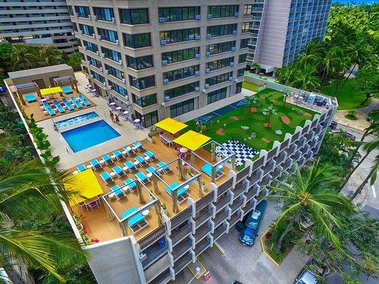 Holiday Inn Express Waikiki Hotel