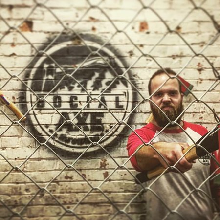 Social Axe Throwing SLC