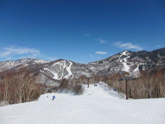 Yamanouchi-machi, اليابان: スキー場の様子