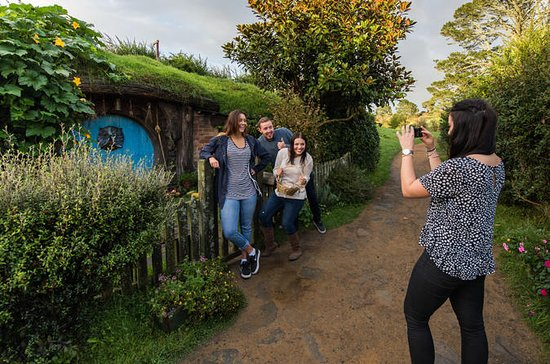 Hobbiton and Waitomo Caves from...