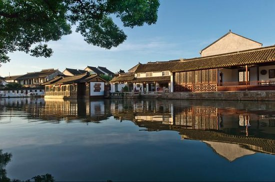 Tongli Water Town Admission Ticket