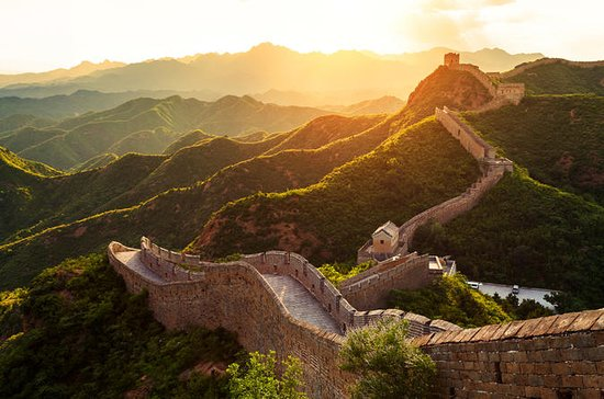 Combo Ticket: Simatai Great Wall and Gubei Water Town plus Cable Car...