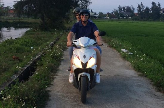 Guided Motorbike Tours from Hoi An