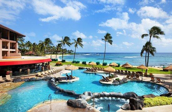 Wedding At Sheraton Review Of Kauai Resort Poipu Hi Tripadvisor