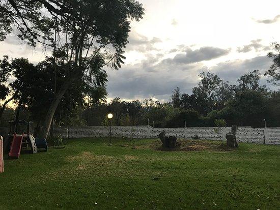 Puembo, Ecuador: kids play area