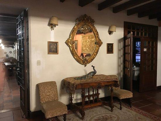 Puembo, Ecuador: one of public rooms