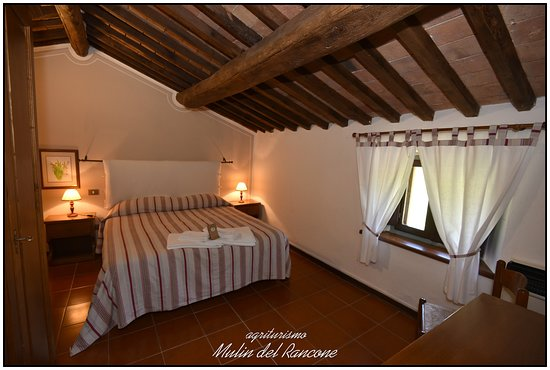 Camporgiano, Italy: una camera del mulino