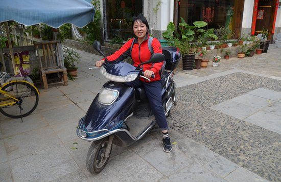 Wendy Wei Tours : Lily, the BEST tour guide ever