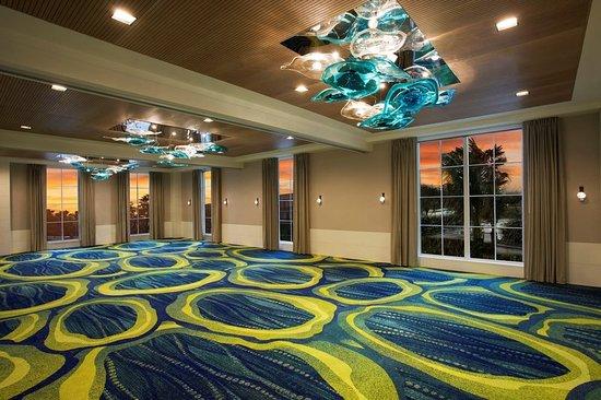 Jensen Beach, FL: Ballroom