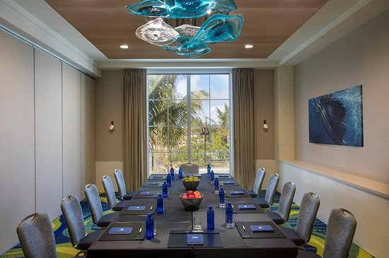 Jensen Beach, FL: Meeting room