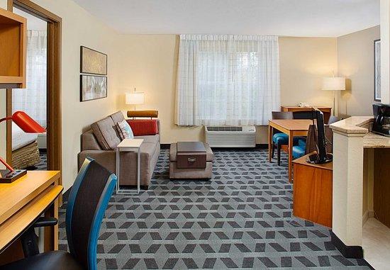 Horsham, PA: Guest room