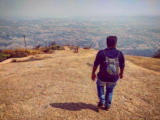 Savandurga: trek