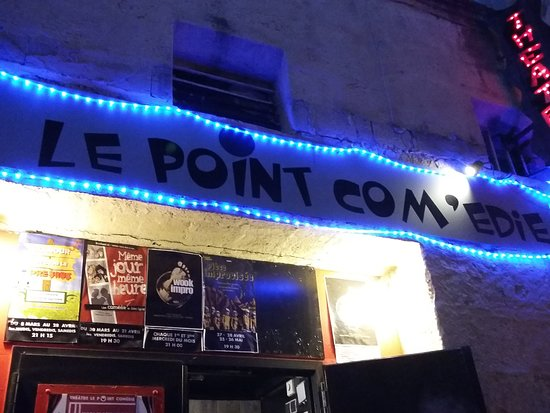 Theatre Le Point Comedie
