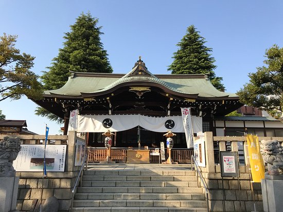 Ogu Hachiman Shrine